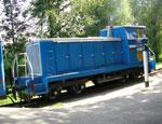 В России начинают работу детские железные дороги