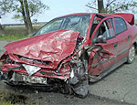 В Днепропетровской области в ДТП погибло 4 человека