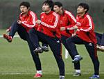 Китайцы утвердили список олимпийских «кричалок»