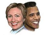 Хиллари Клинтон предложила союз Обаме