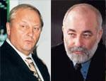 Россель обсудил с Вексельбергом строительство района Академический в Екатеринбурге