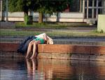 Из-за жары в Екатеринбурге объявлено штормовое предупреждение