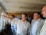 Вице-мэр Екатеринбурга проинспектировал Академический: новый район города строится по графику (ФОТО)