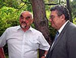 Юрий Зубаков провел повторную встречу с Игорем Смирновым