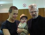 Подробности разрыва Лимонова с женой: «Она вернулась с Гоа с сумасшедшими глазами»