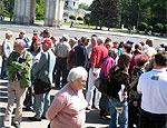 В столице Молдавии пенсионеры провели митинг с требованием увеличить пенсии