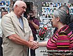 В Приднестровье прибыла делегация женщин Беслана