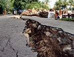 В Иркутской области произошла серия землетрясений. Есть разрушения
