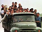 Кадыров возвращает в Чечню лидеров боевиков