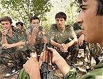 Абхазская армия рапортует о взятии Кодори под полный контроль