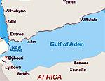 Пираты захватили британское судно у берегов Йемена