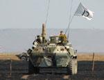 Украина может увеличить количество своих миротворцев на Кавказе