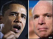 Маккейн и Обама осудили Россию