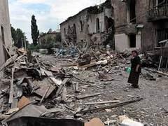 Россия требует возмездия за причиненный ущерб в Южной Осетии