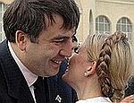 Тимошенко направляет Саакашвили еще $10 млн. помощи