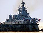 Крейсер «Москва» вернулся в Севастополь не по указам Ющенко (ФОТО)