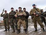 Чеченские милиционеры, устроившие стрельбу в кафе, сами пришли в ОВД
