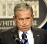 Буш осудил решение президента России