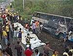 В ДТП в Китае погибли 11 человек