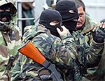 В составе грузинского спецназа находился американец