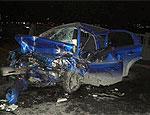 В Одессе в автоаварии один человек погиб и двое травмированы