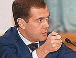 Медведев вновь пытается успокоить страсти на фондовом рынке