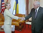 Эксперт: Чейни не сможет помирить Ющенко и Тимошенко