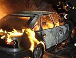 В Москве взорван автомобиль, есть пострадавшие