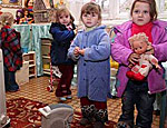 В Дубоссарах не могут решить проблему с отоплением детских садов