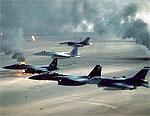 Эхо «Бури в пустыне»: США использовали ядерное оружие