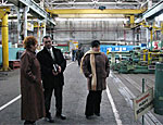 Цеха завода «Литмаш» будут обогревать инфракрасными излучателями