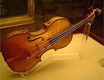 У немецкого музыканта украли скрипку Страдивари