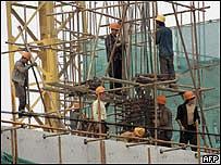 При строительстве моста в Китае погибли 11 человек