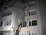 Более 140 человек эвакуировали на пожаре в Казахстане