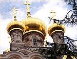 В Дубоссарах на спорной территории освящен храм Успения Пресвятой Богородицы