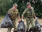 Военная прокуратура ПМР требует запретить привлечение солдат к опасным строительным работам
