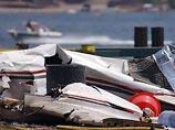 Реактивный истребитель разбился в Корее