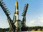 Ракета- носитель «Протон-М» стартует с Байконура