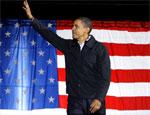 Срочно! Барак Обама становится первым чернокожим президентом США (КАРТА)