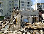 Администрация Севастополя снесет часть домов для реконструкции спуска Котовского
