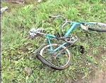 Пьяный водитель сбил велосипедистку на сельской улице