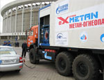 Уральцы приняли участие в уникальном автопробеге