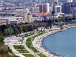Близ Баку отбуксирован терпевший бедствие российский сухогруз