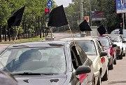 В Москве прошли акции протеста автомобилистов, готовятся новые