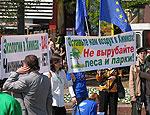Первая победа экологов: мэр Химок отменил распоряжение о прокладке автодороги через Химкинский лес