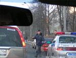 За время акции протеста в Екатеринбурге сотрудники ГИБДД выписали водителям более 100 протоколов