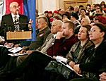 Русские общины сближают приднестровцев с великой Родиной – президент