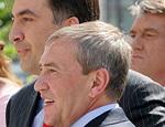 Саакашвили признался в любви к мэру Киева