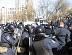 Крымский спикер надеется, что во время кризиса милиции будет не до депутатов