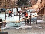Ледовый городок в Екатеринбурге ликвидируют уже через неделю